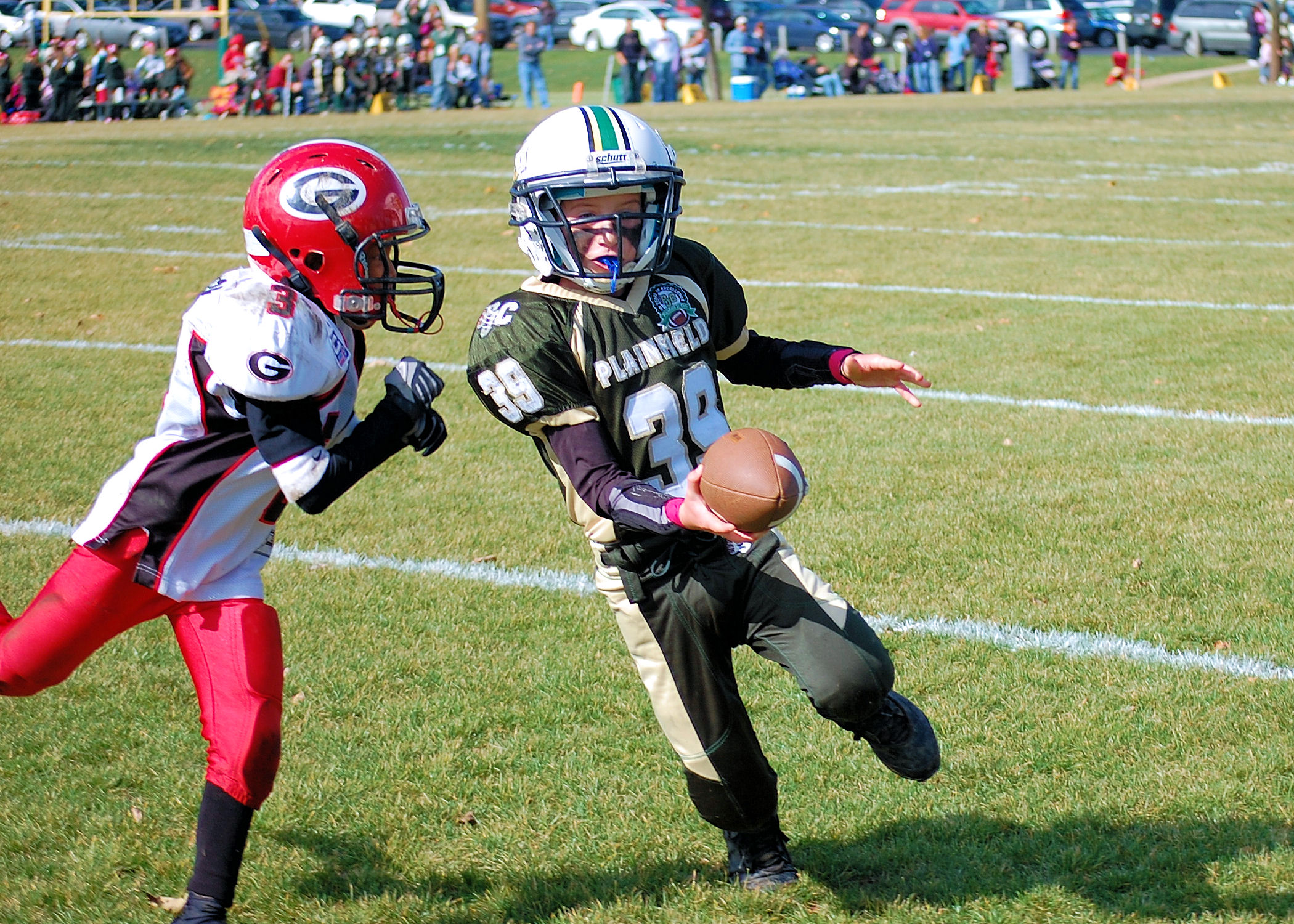 Lake Zurich Football >> TCYFL: The Chicagoland Youth Football League